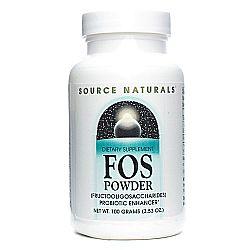 Source Naturals FOS Powder