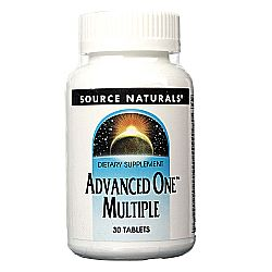 Source Naturals Advanced One Multiple