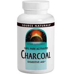 Source Naturals Charcoal 260 mg