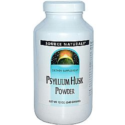 Source Naturals Psyllium Husk Powder