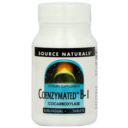 Source Naturals Coenzymated B-1