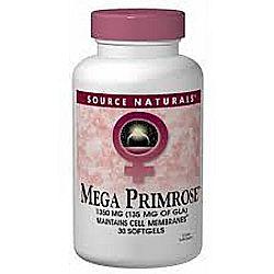 Source Naturals Mega Primrose