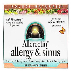 Source Naturals Allercetin Allergy and Sinus