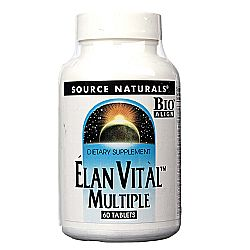 Source Naturals Elan Vital Multiple