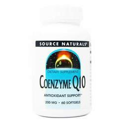 Source Naturals Coenzyme Q10 200mg