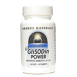 Source Naturals GliSODin Power 250 mg