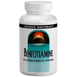 Source Naturals Benfotiamine