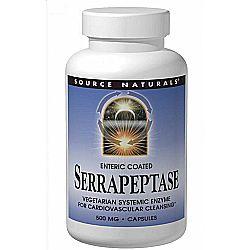 Source Naturals Serrapeptase Vegetarian