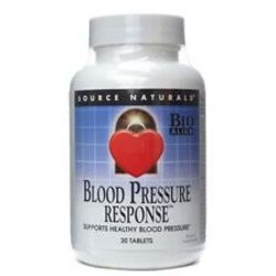 Source Naturals Blood Pressure Response