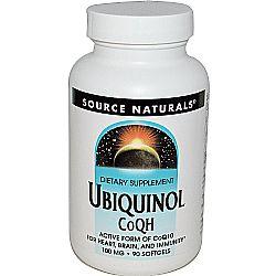 Source Naturals Ubiquinol CoQH