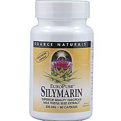 Source Naturals EuroPure Silymarin
