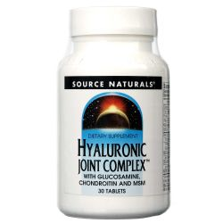 Source Naturals Hyaluronic Joint Complex