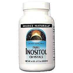 Source Naturals Pure Inositol Crystals