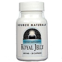 Source Naturals Royal Jelly 500 mg