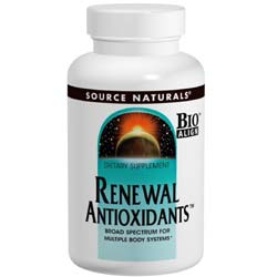 Source Naturals Renewal Antioxidants