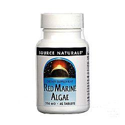 Source Naturals Red Marine Algae