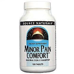 Source Naturals Minor Pain Comfort