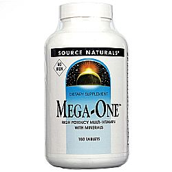 Source Naturals Mega-One Multiple