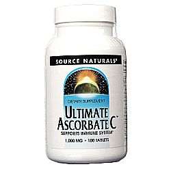Source Naturals Ultimate Ascorbate C 1000 mg