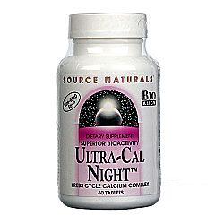 Source Naturals Ultra Cal Night