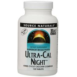 Source Naturals Ultra Cal Night