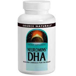 Source Naturals DHA Neuromins 100 mg