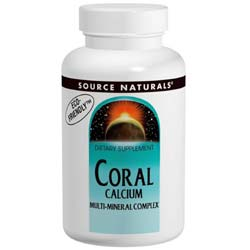 Source Naturals Coral Calcium Multi-Mineral