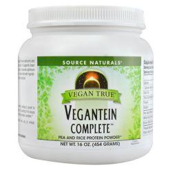 Source Naturals Vegan True Vegantein Complete Protein Powder