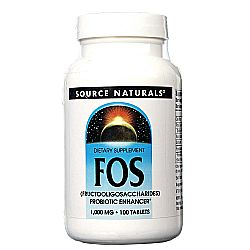 Source Naturals FOS Fructoligosaccharides