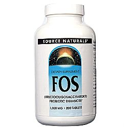 Source Naturals FOS Fructoigosaccharides
