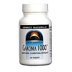 Source Naturals Garcinia 1000 mg