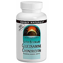 Source Naturals Glucosamine Chondroitin Extra Strength