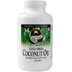 Source Naturals Extra Virgin Coconut Oil