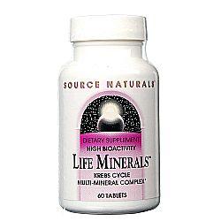 Source Naturals Life Minerals