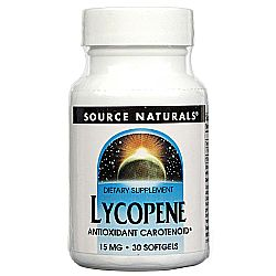 Source Naturals Lycopene 15 mg