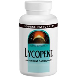 Source Naturals Lycopene 15 mg