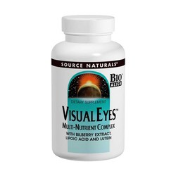 Source Naturals Visual Eyes