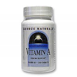 Source Naturals Vitamin A 10-000 IU