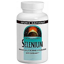 Source Naturals Selenium 100 mcg