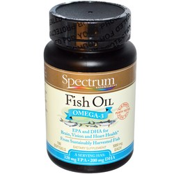 Spectrum Fish Oil 1000 mg