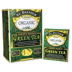 St Dalfour Organic Green Tea Golden Mango