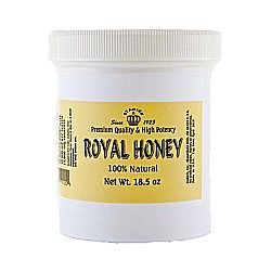 Stakich Royal Honey
