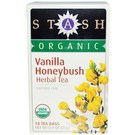 Stash Tea Organic Vanilla Honeybush Herbal Tea