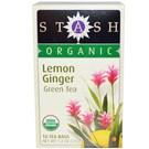 Stash Tea Organic Lemon Ginger Green Tea