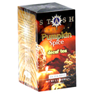 Stash Tea Premium Pumpkin Spice Decaf Black Tea