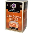 Stash Tea Premium Herbal Tea Spice Dragon Red Chai
