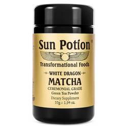 Sun Potion White Dragon Matcha