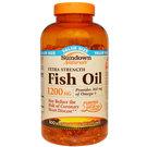 Sundown Naturals Extra Strength Fish Oil