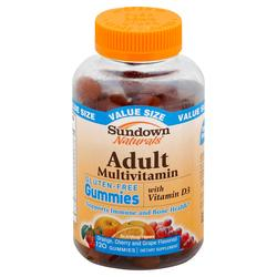 Sundown Naturals Adult Multivitamin