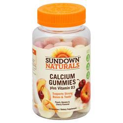Sundown Naturals Calcium